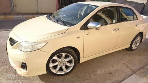 Toyota Corolla 2012 Taxi