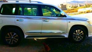 Toyota Land Cruiser 2011