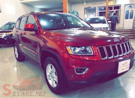 Jeep Laredo 2015