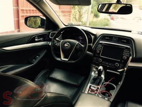 Nissan maxzima 2016