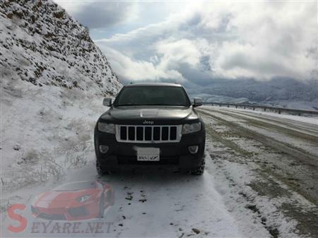 Jeep laredo 2011