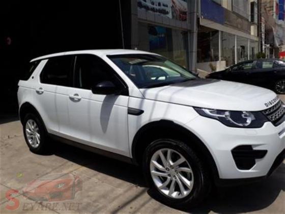 Rang Rover Discovery 2015