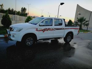 Toyota Hilux 4×4