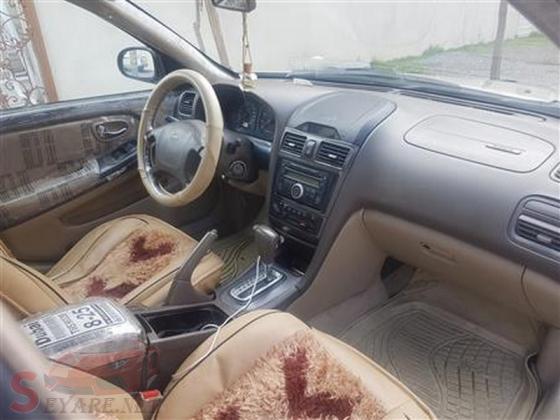 Maxima 2001 automatic
