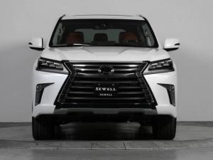 URGENT Selling my used 2017 Lexus lx570 GCC Specs full option