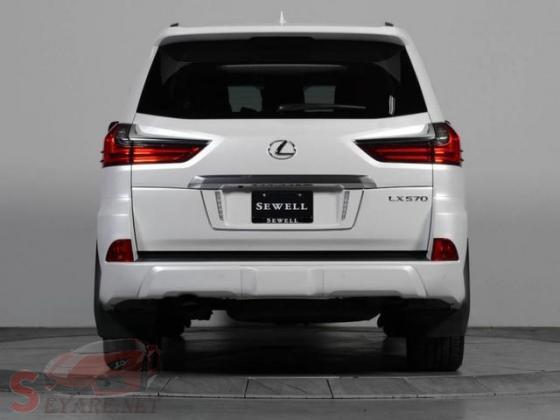 USED 2017 Lexus LX 570 FOR SALE