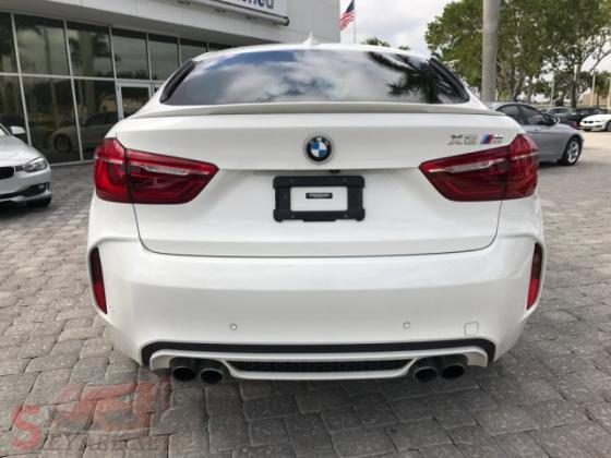 2017 BMW X6 M AWD