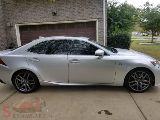 2014 Lexus IS IS 350 F Sport