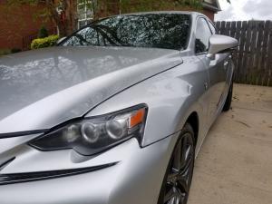 2014 Lexus IS IS 350 F Sport