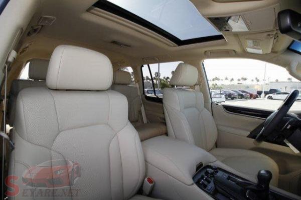 2018 model Lexus Lx570 Sport Suv