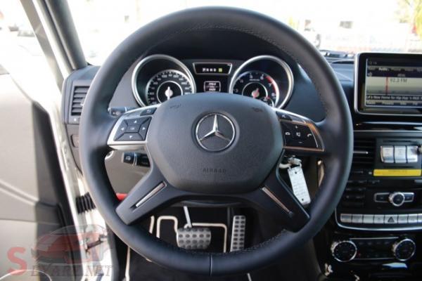 Clean 2015 Mercedes Benz G63 AMG