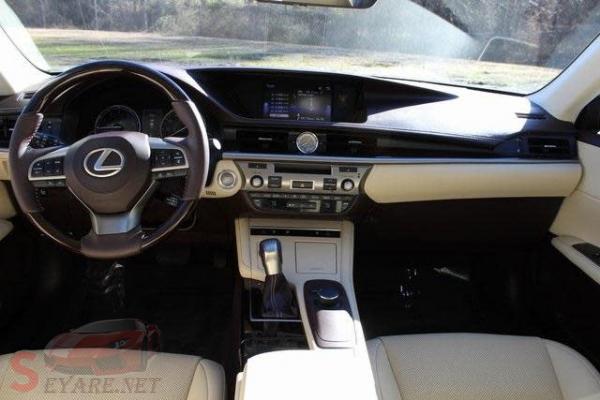 Used 2016 Lexus ES350 Base GCC Spec