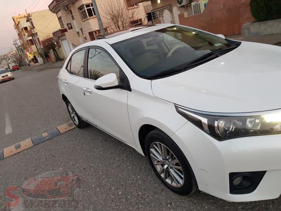 Corolla full option GLI 2.0